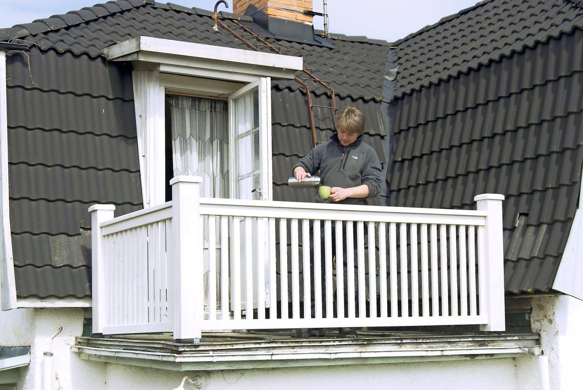 balkon gelænder