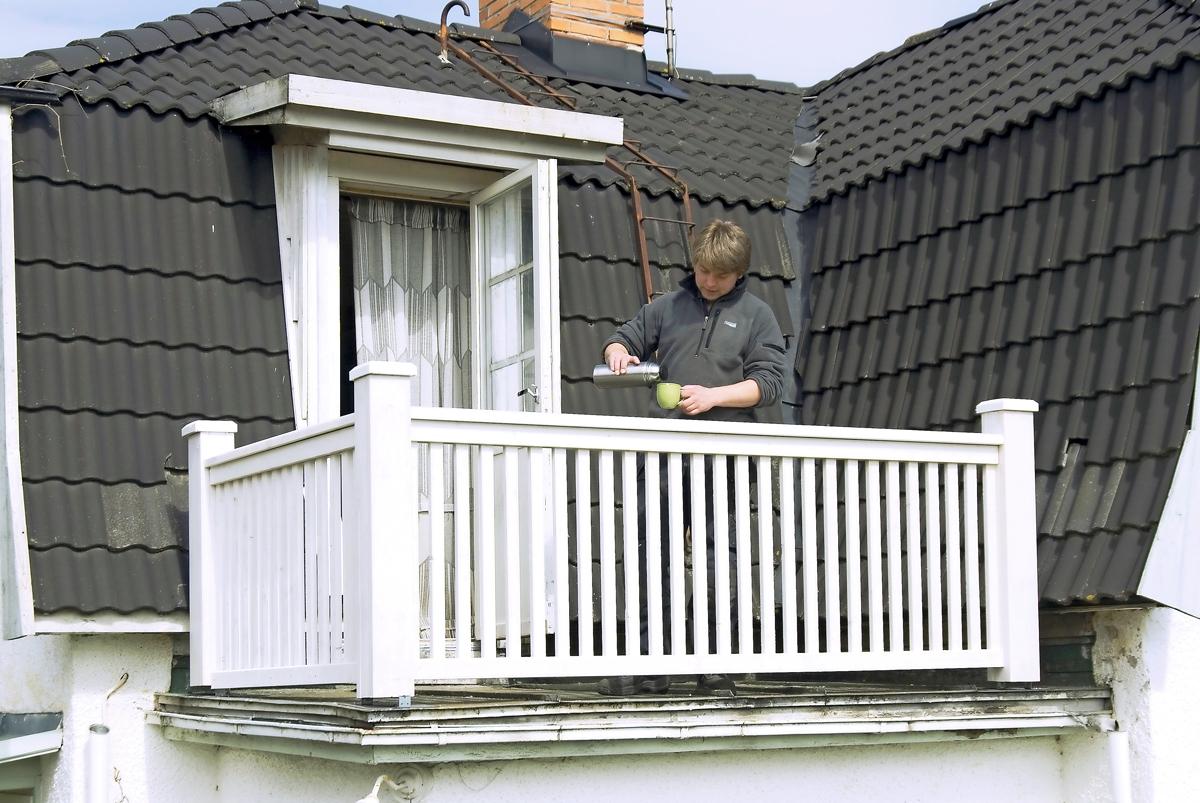 Byt ut det ruttna balkongräcket | Gör Det Själv