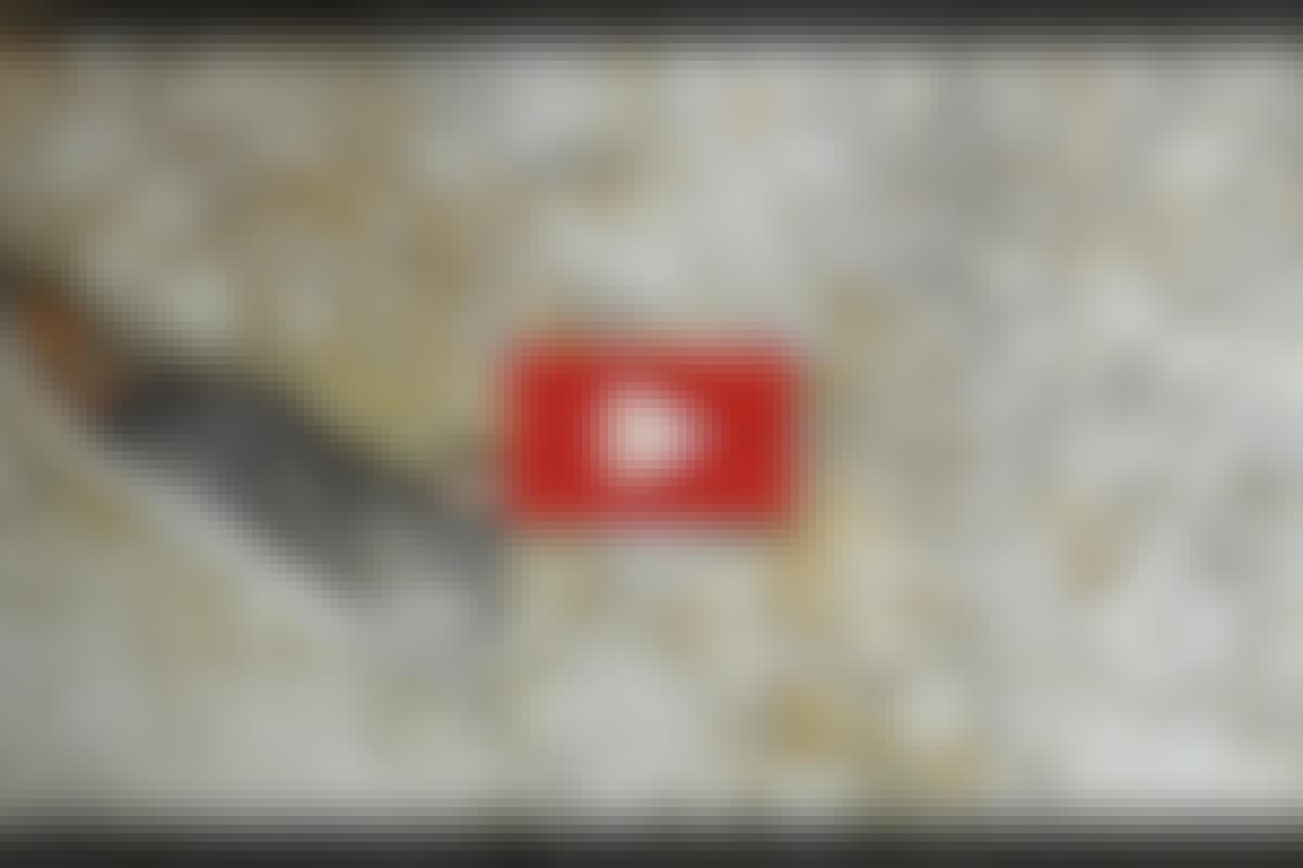 VIDEO: Reparer murpussen