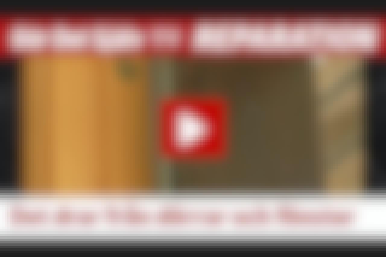 VIDEO: Drag från fönster och dörrar