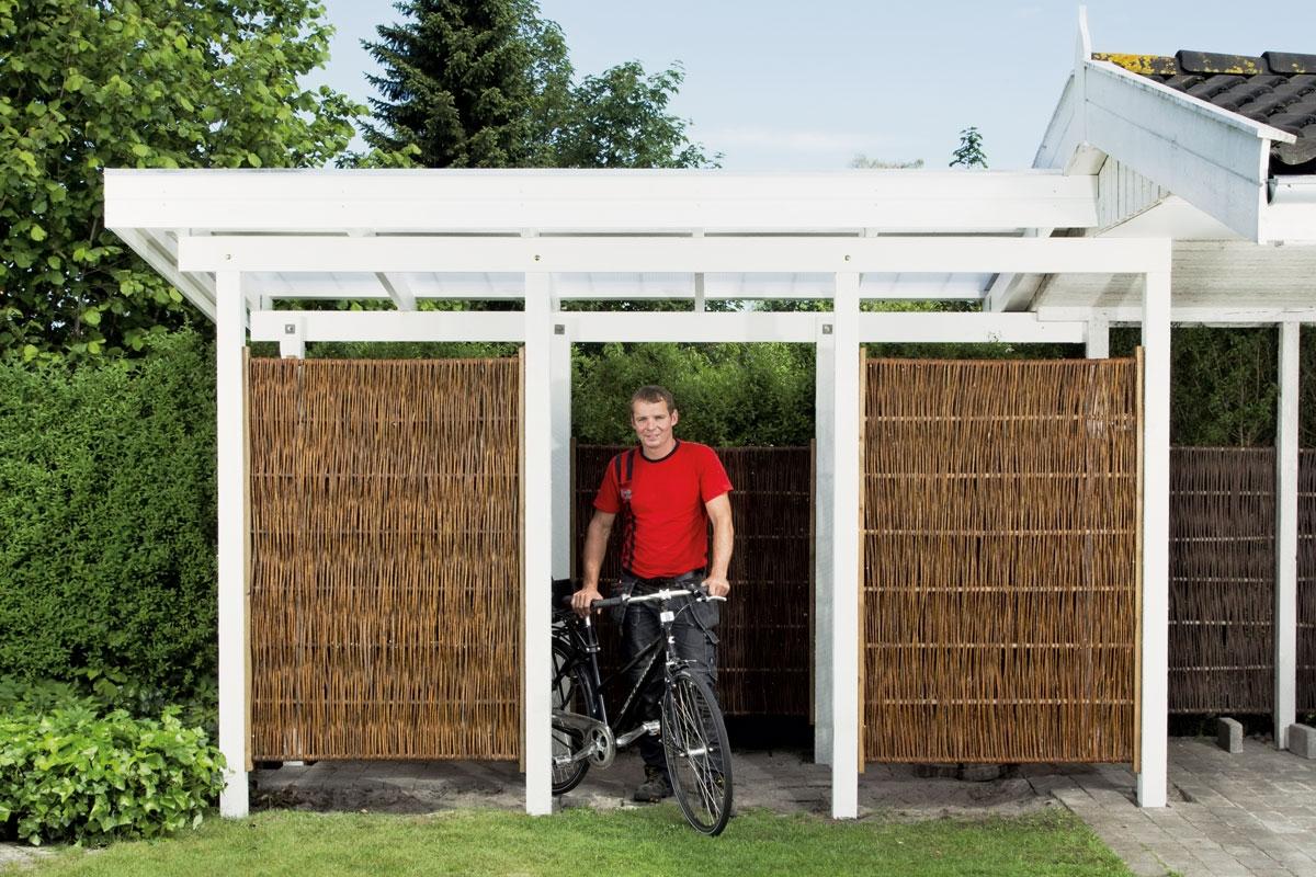 Cykelskjul – sÃ¥ bygger du ett skjul till cyklar   Gör Det Själv
