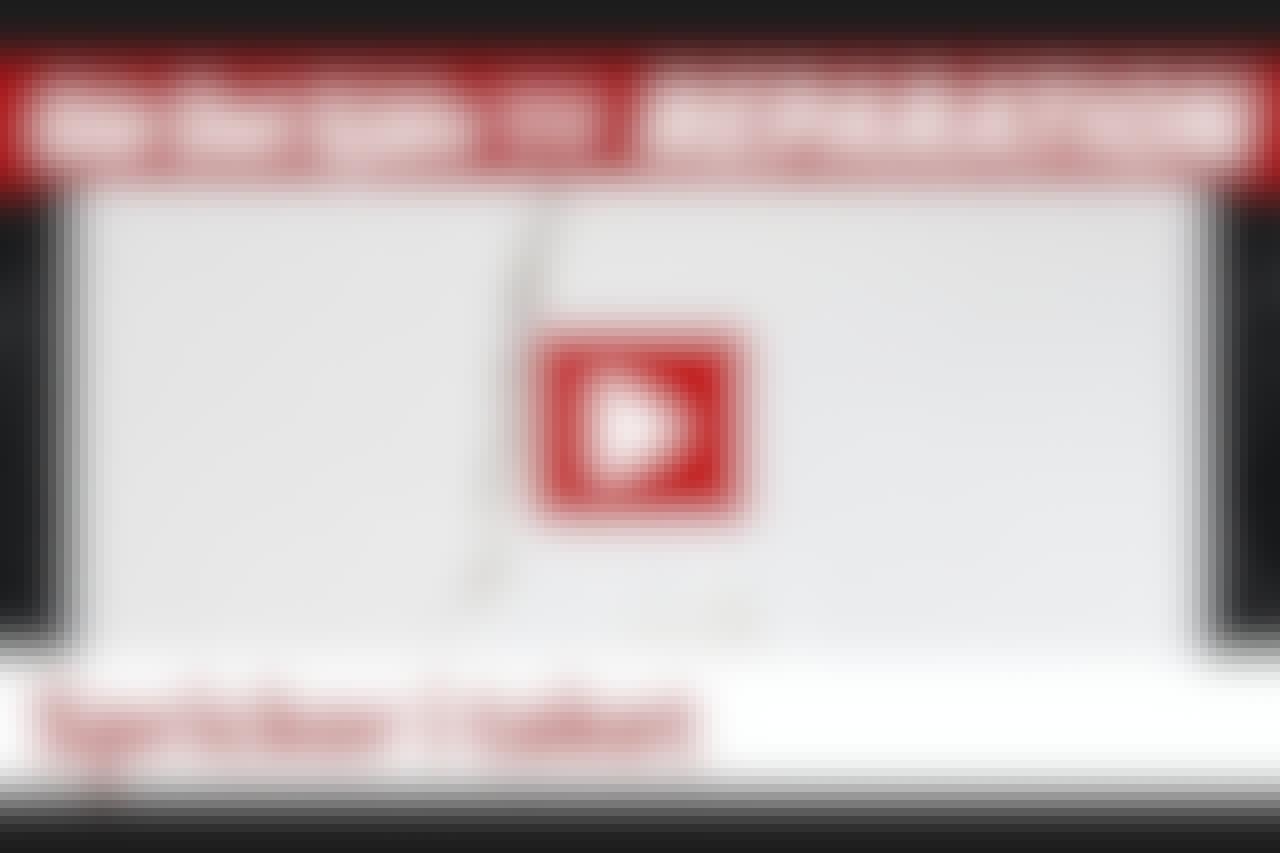 VIDEO: Sprickor i taket