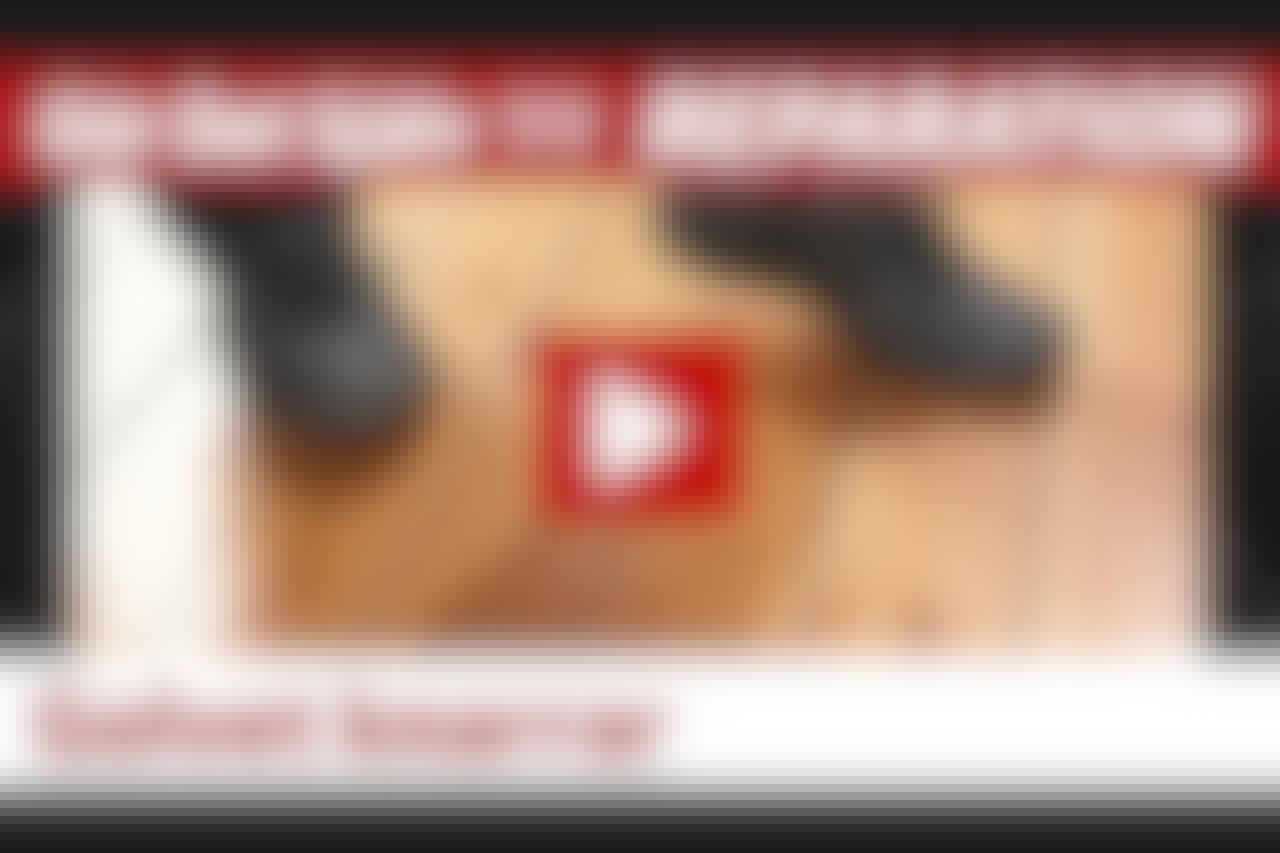 VIDEO: Så här fixar du ett knarrande golv