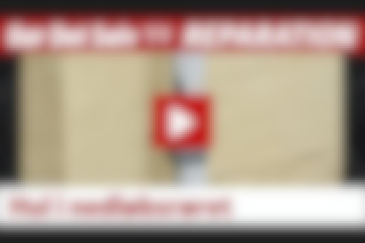 VIDEO: Skift det ødelagte nedløbsrør