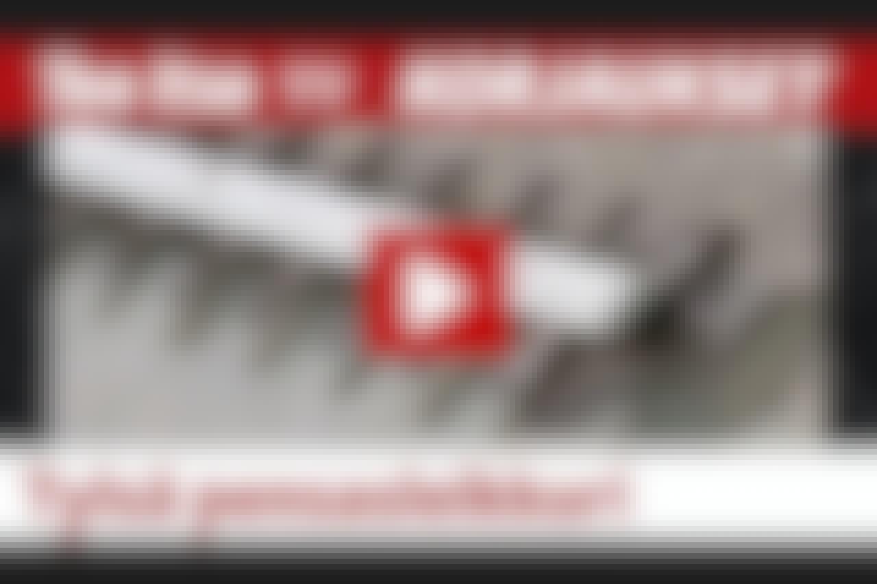 VIDEO: Hio terä jälleen teräväksi