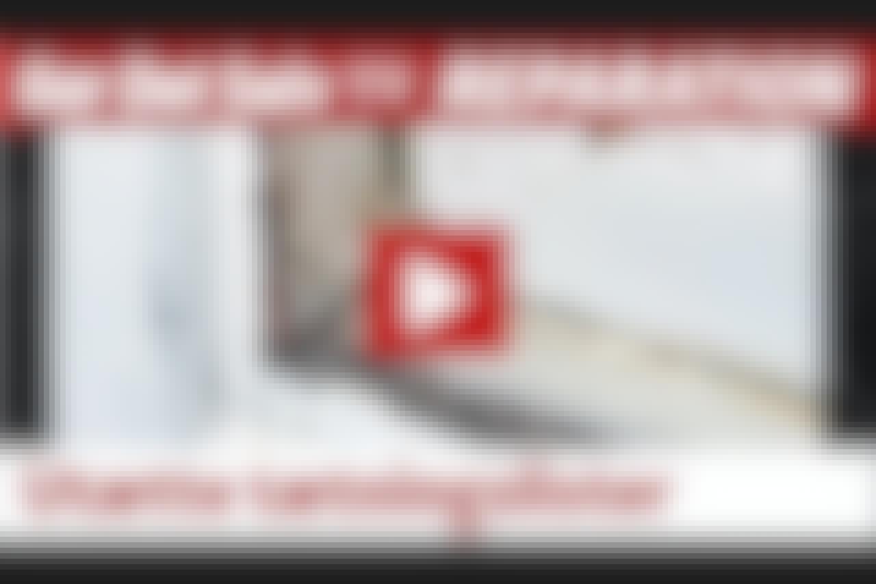 VIDEO: Utætte tætningslister