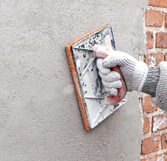 Reparere mur innendørs