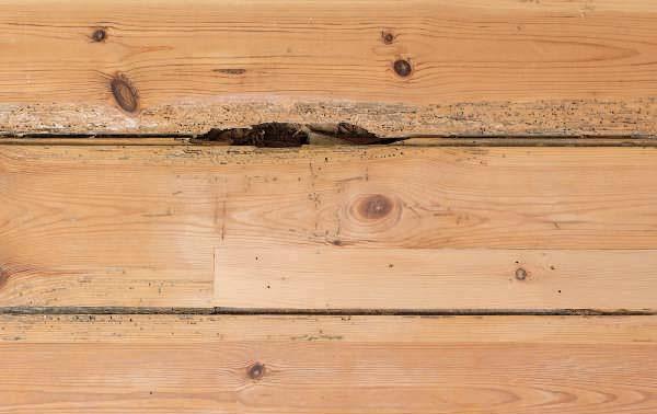 slipa gammalt trägolv