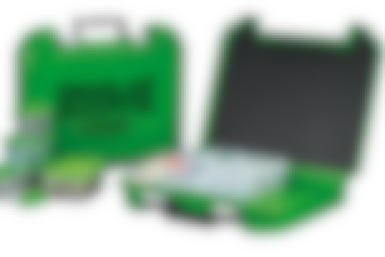 Essve Essbox skruesystem med koffert