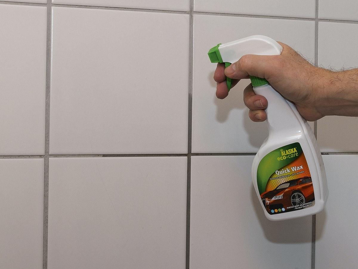 Avkalkning U2013 Ta Bort Kalk I Badrummet Gör Det Själv