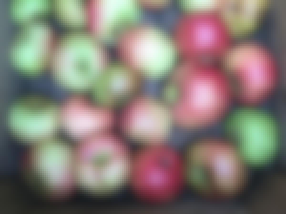 Epler oppbevaring