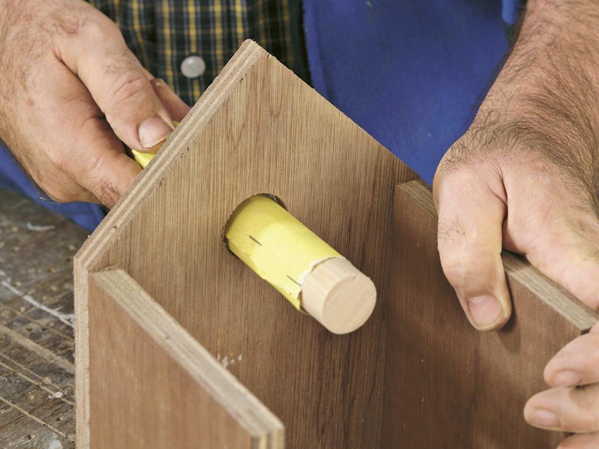 Slibepapir sådan sliber du træ perfekt | Gør Det Selv