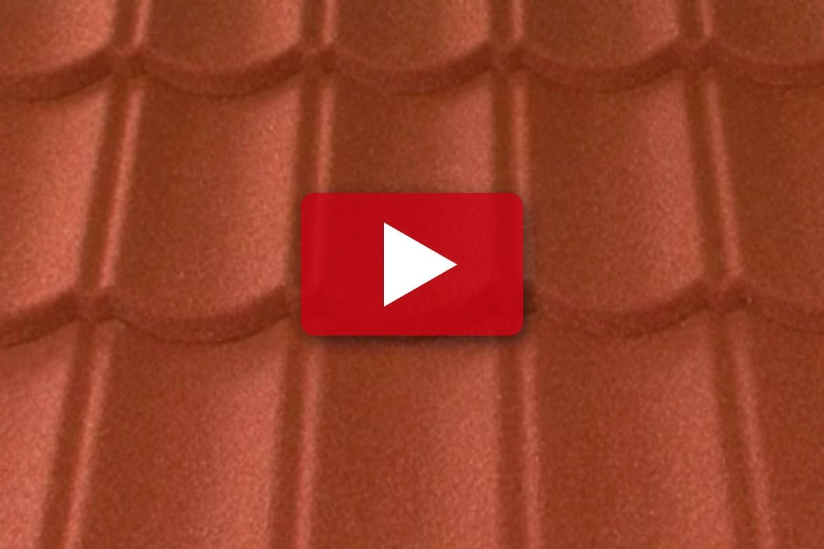 Hypermoderne TAG: Sådan lægges et Decra-tag | Gør Det Selv TX-39