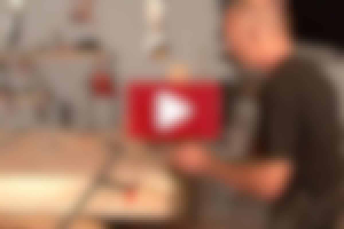 VIDEO: Ny karm til den gamle døren