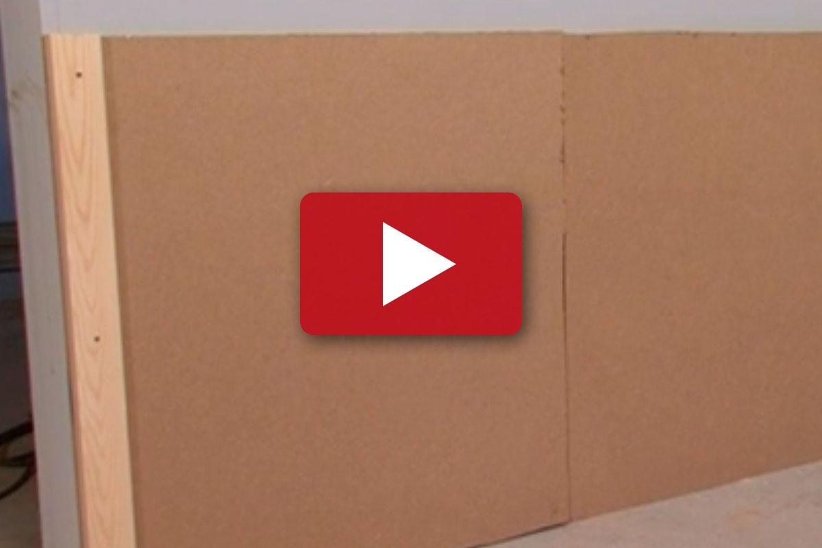 Splinterny GULV-TIP: Skjul kabler i panelet | Gør Det Selv YU62