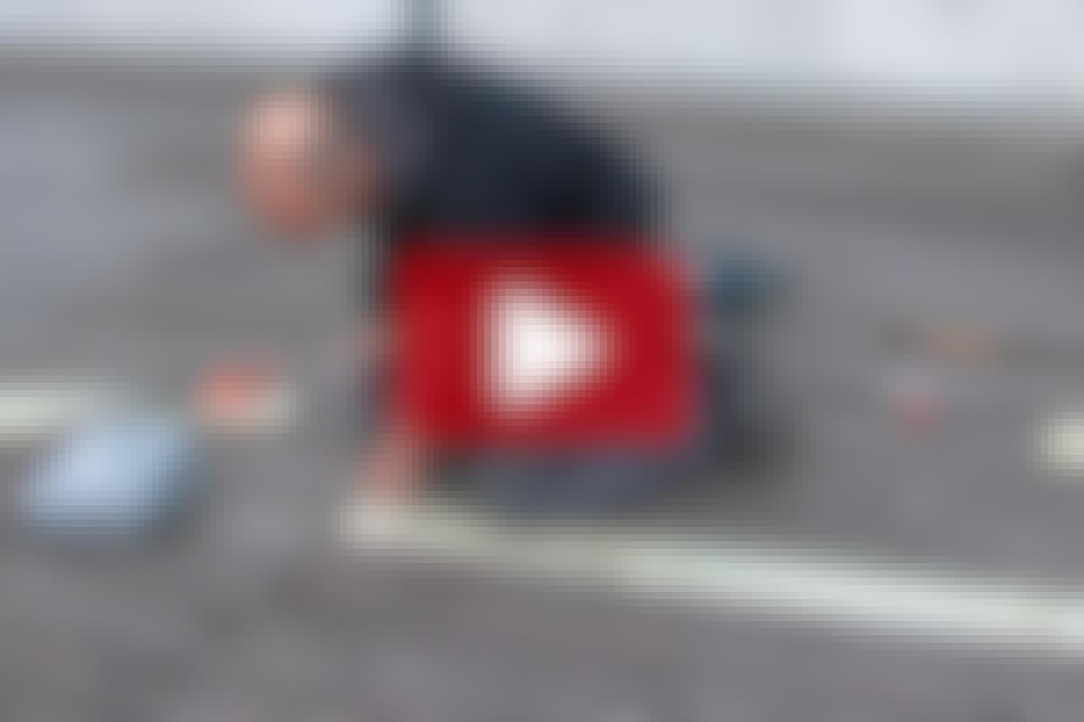 VIDEO: Vaihda terassilauta hetkessä
