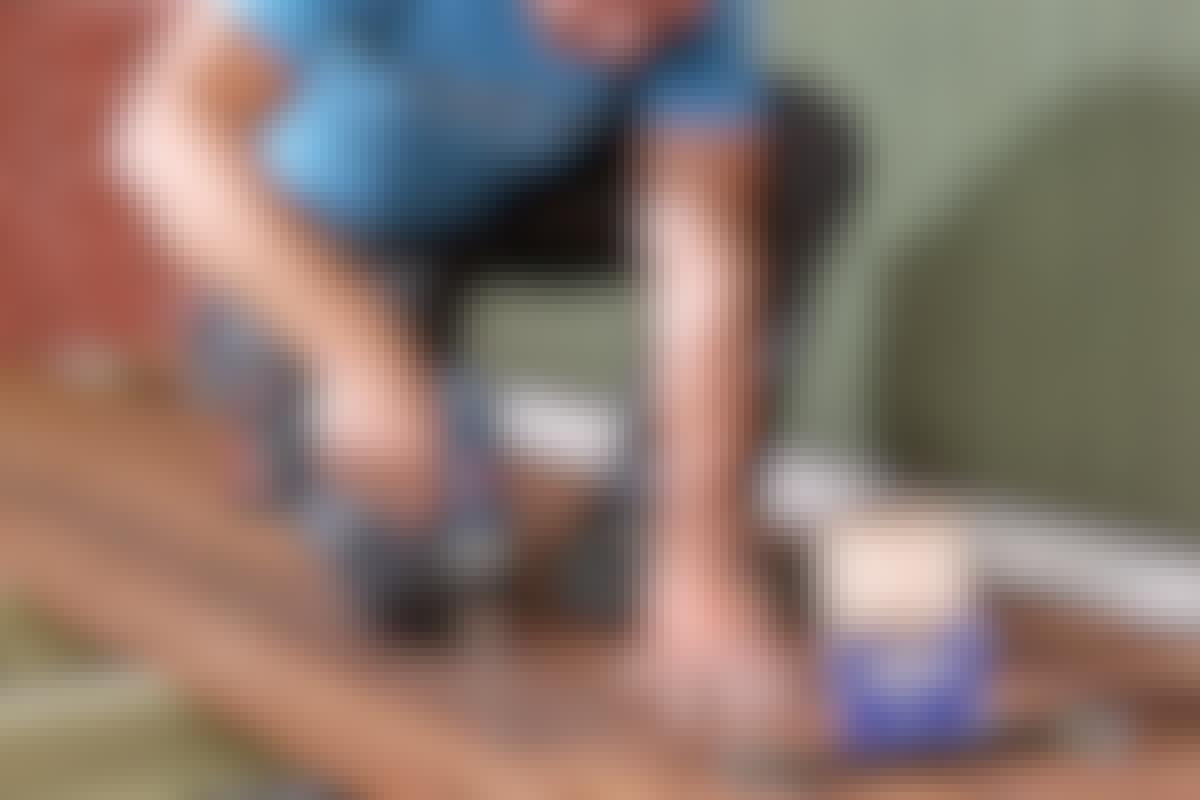 Bygg altan – Så bygger du en stabil grund under träaltanen