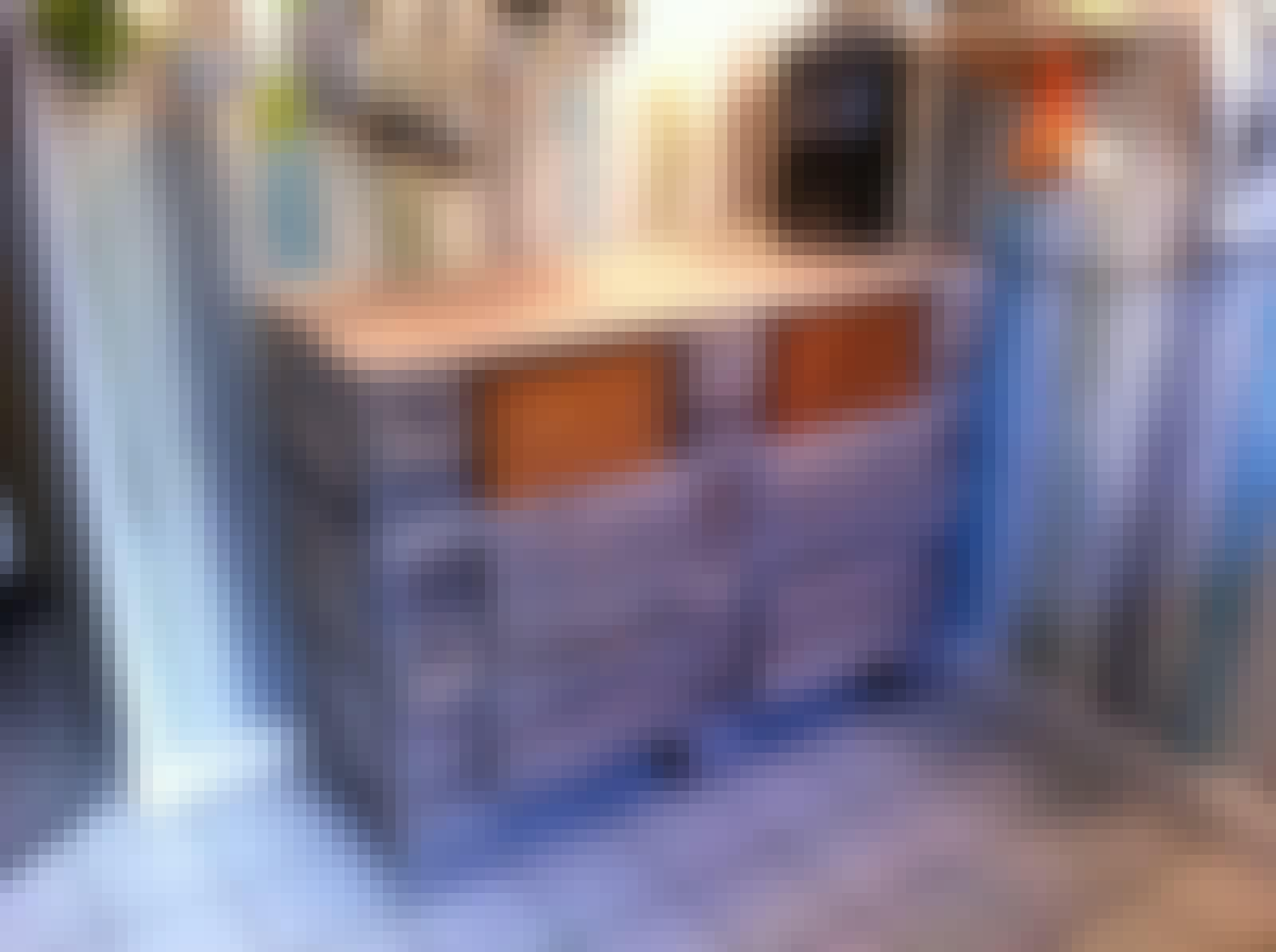 paller møbler inde