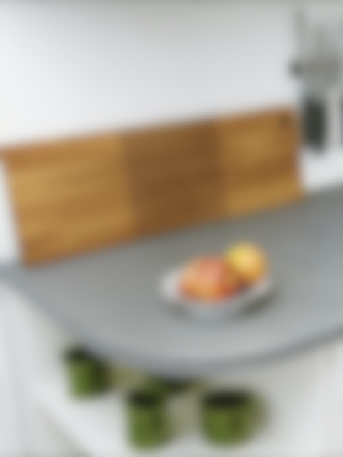 Køkkenbord i beton