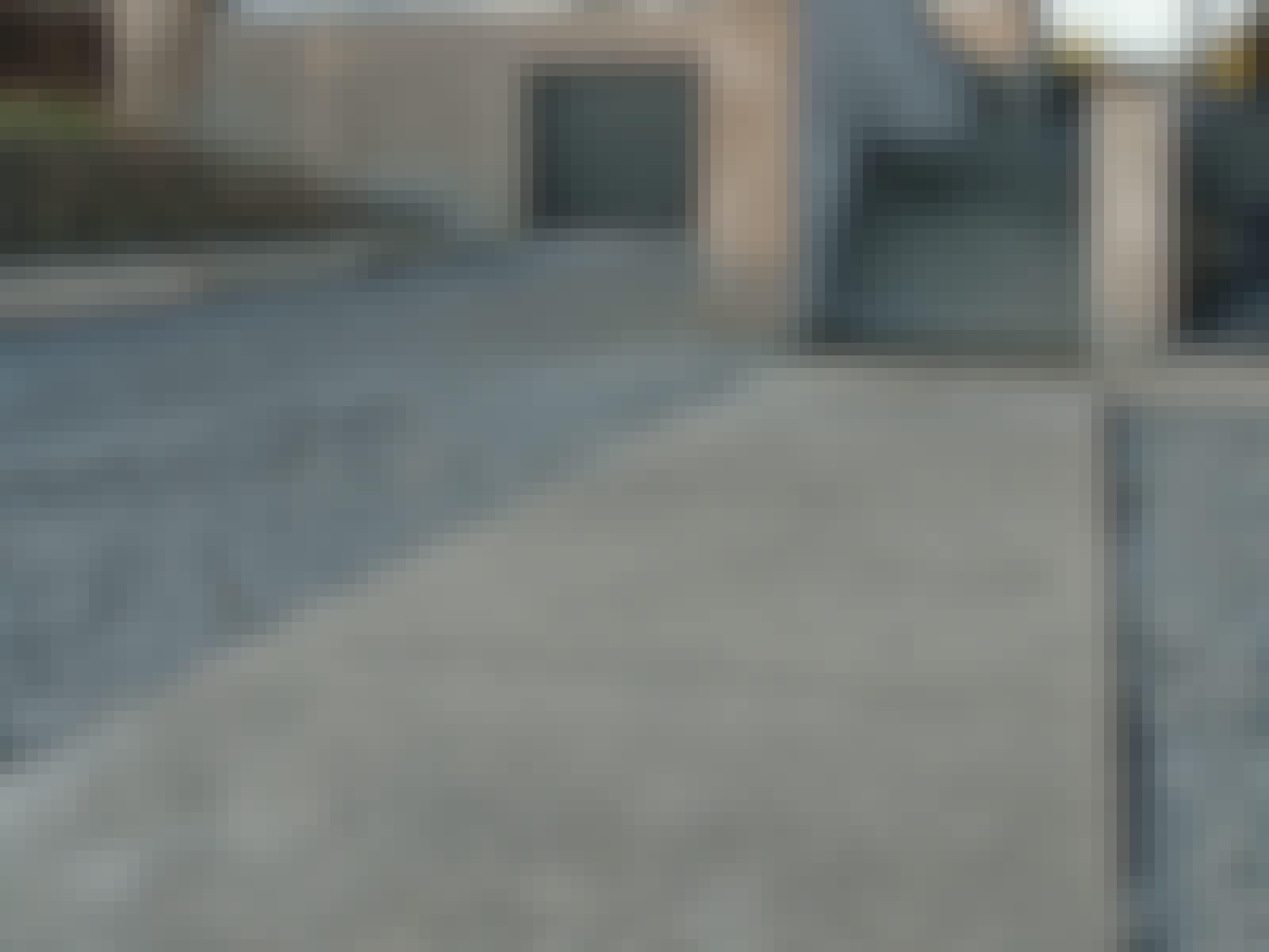 Hageheller i betong