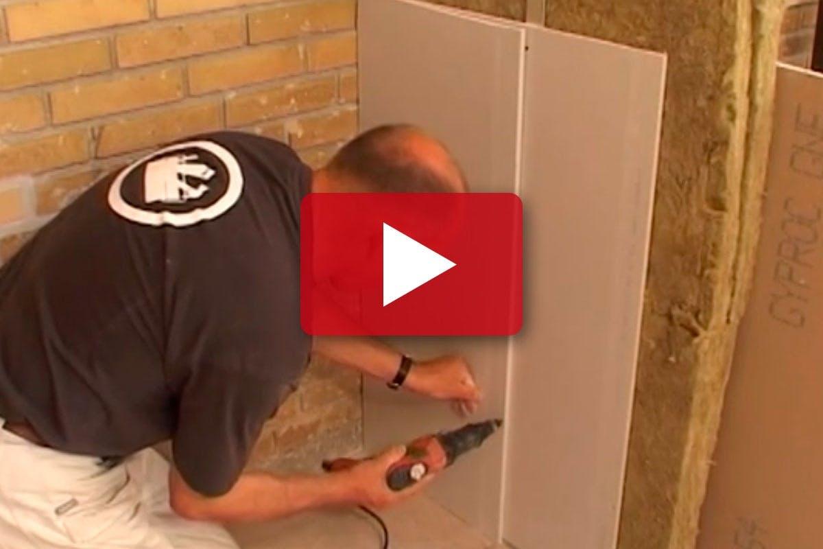 Inredning ljudisolering vägg : SNICKERITEKNIK: Effektiv ljudisolering | Gör Det Själv