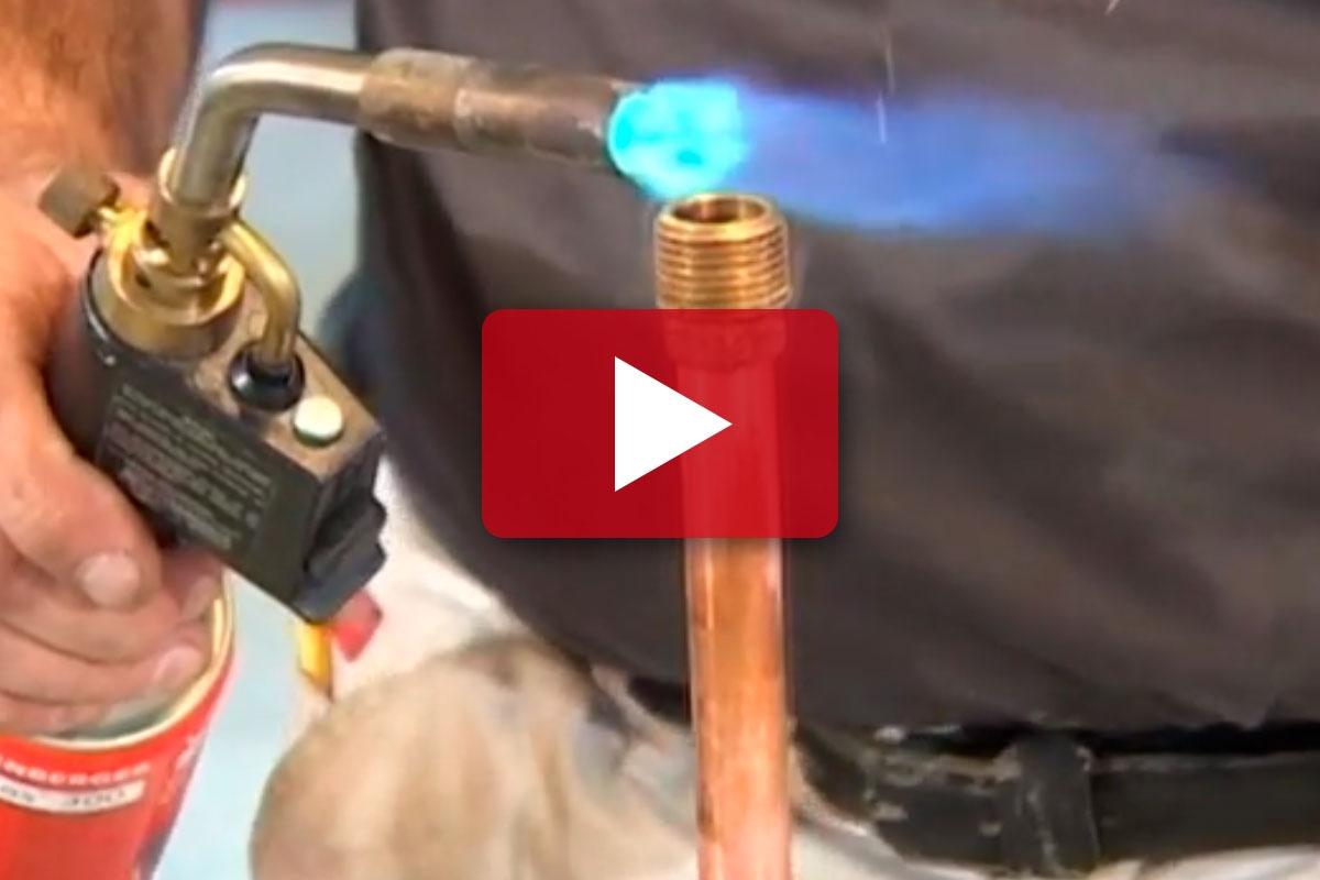 VVS-TEKNIK: Tilpas et jernrør til VVS-arbejde   Gør Det Selv