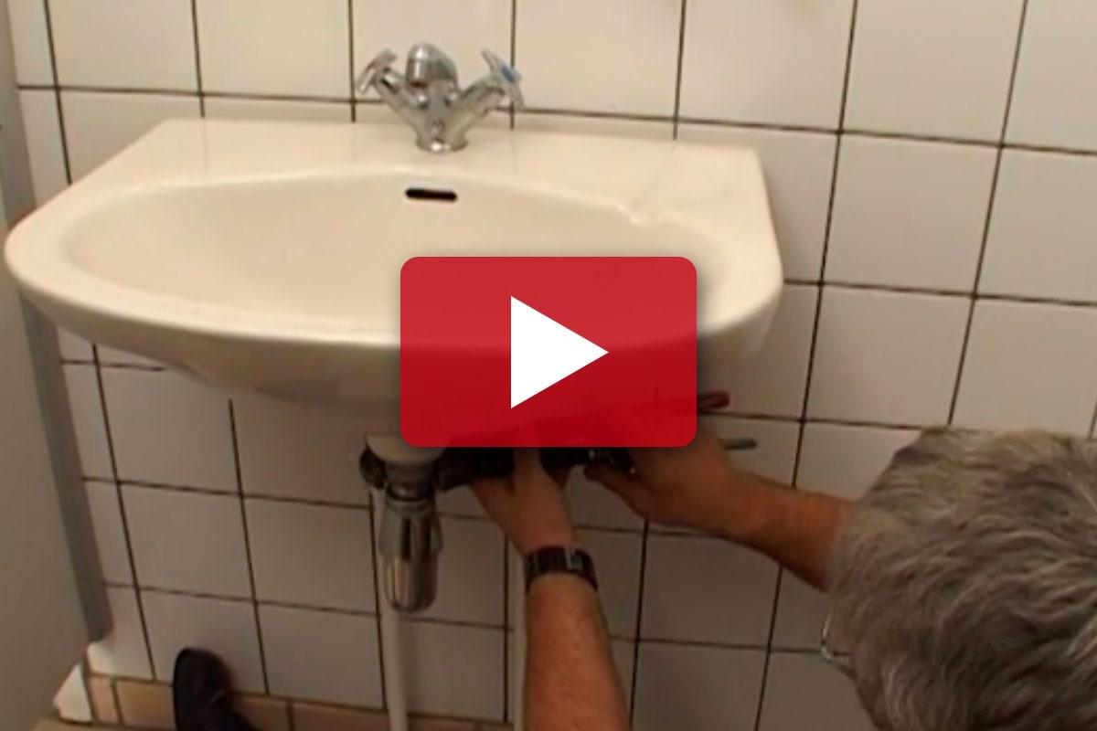 koppla in dusch blandare
