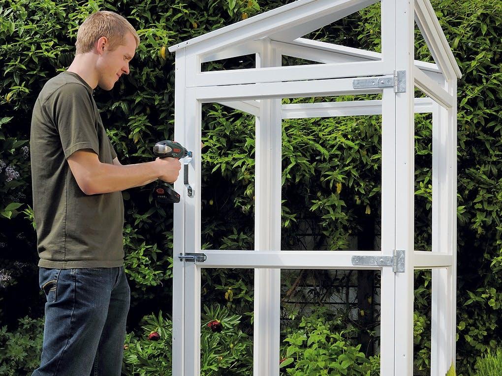 Alvorlig Drivhus - Smart drivhus på næsten ingen plads | Gør Det Selv QW-72