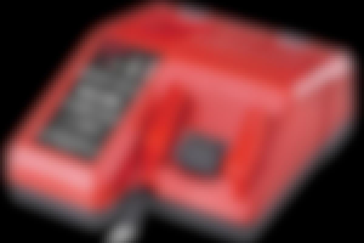 Milwaukee M12-M18 kan ladda upp 12, 14 och 18-volts batterier.