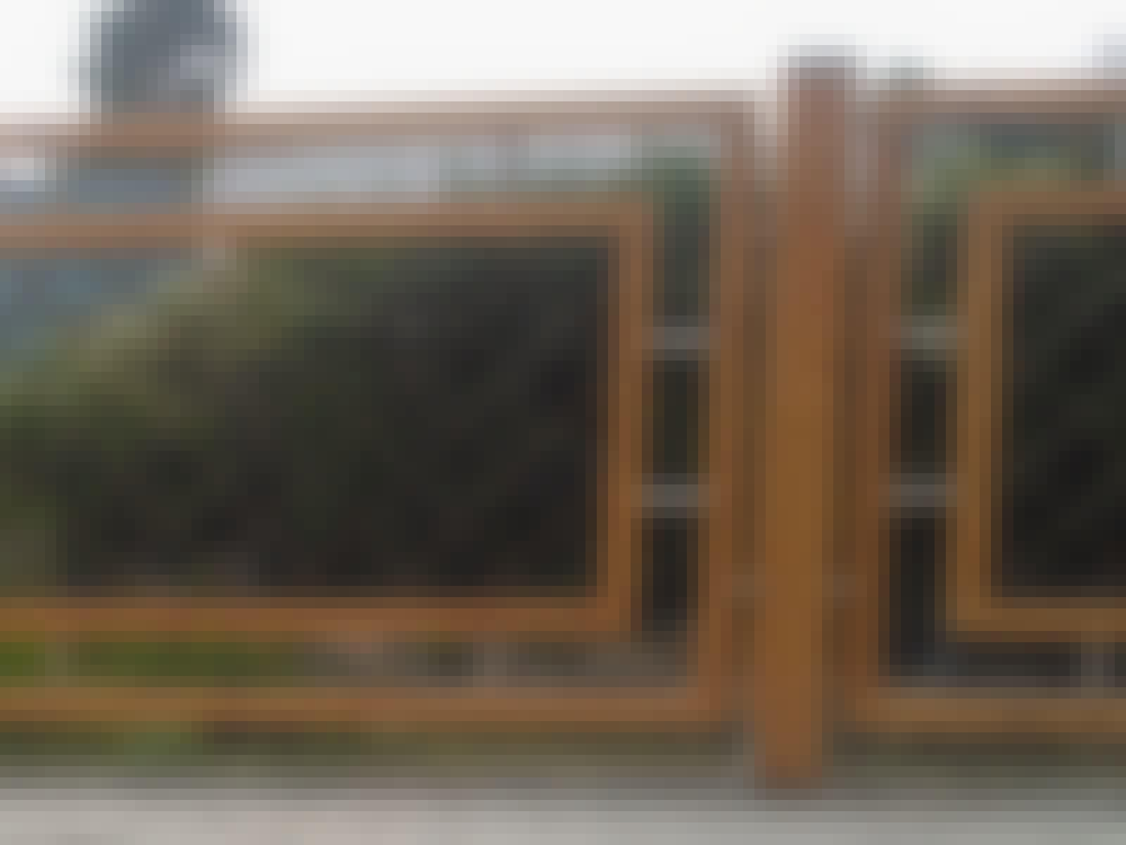 Altan staket