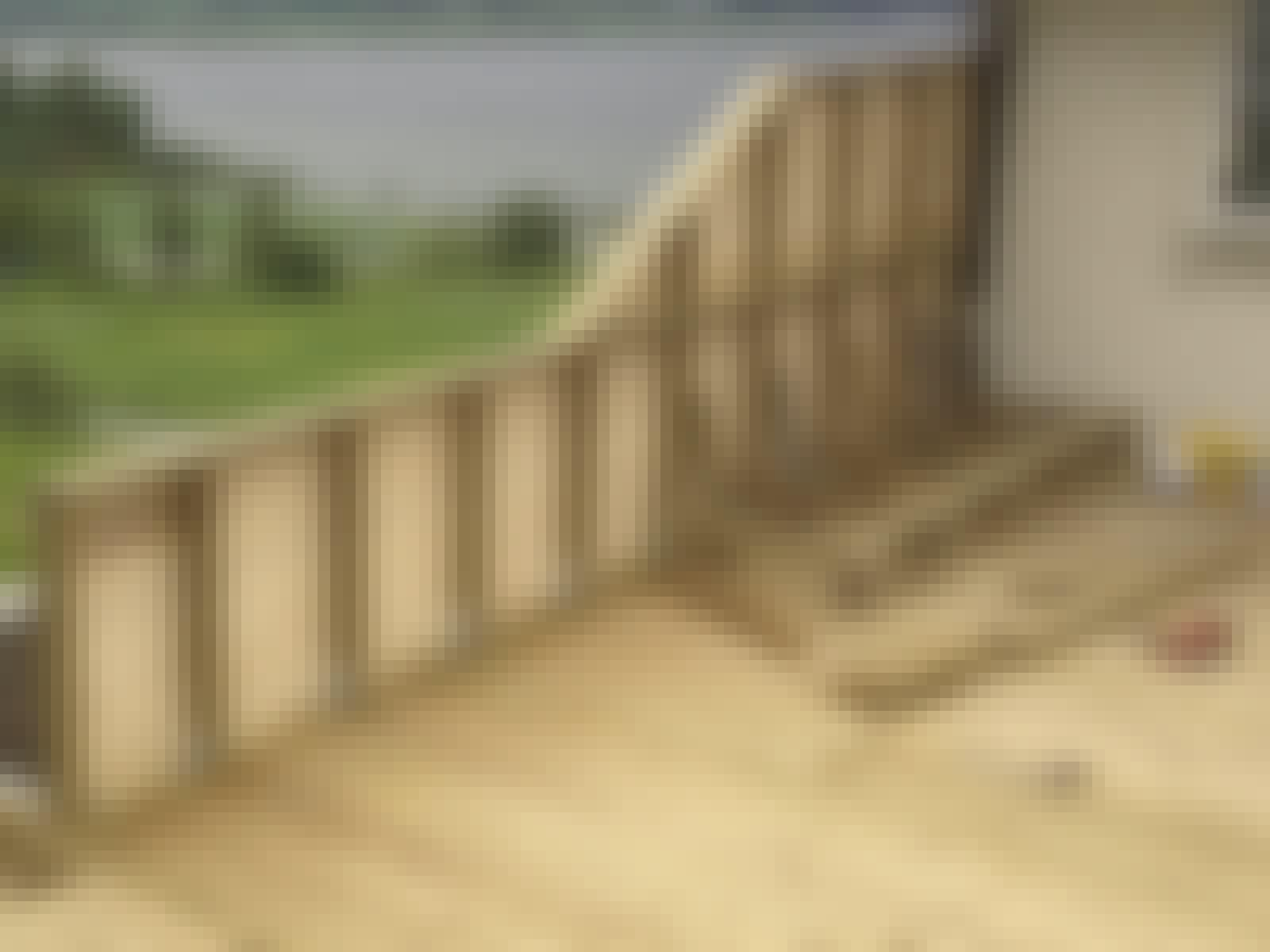 Terrasse læhegn