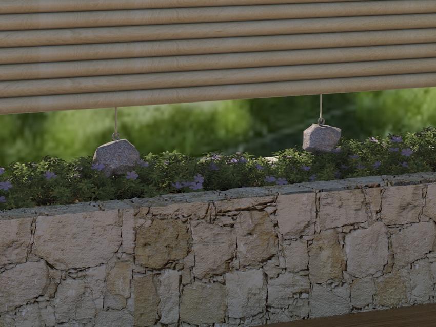 Altan Läsarnas bästa idéer för lä och skydd på altanen