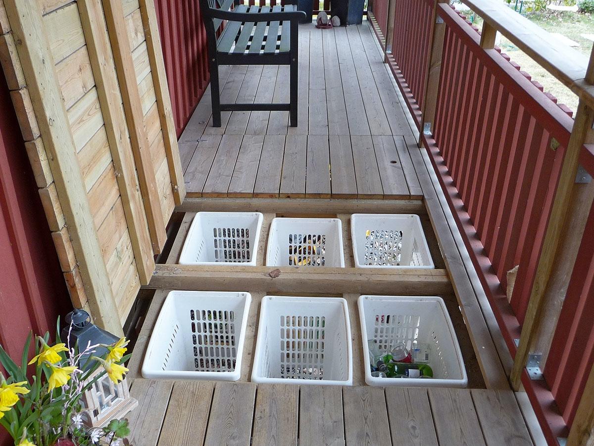 Terrasse l sernes bedste detaljer til terrassen g r det selv - Terracotta sokkel ...