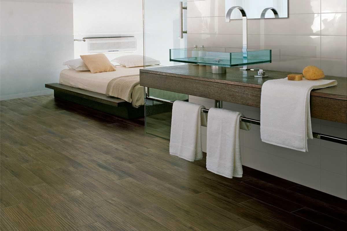 Klinker: Vägg- och golvplattor med trälook | Gör Det Själv