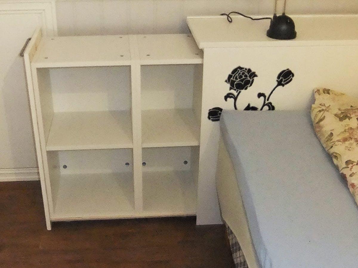 sengegavl med opbevaring Opbevaring: 4 tips til mere plads i soveværelset | Gør Det Selv sengegavl med opbevaring