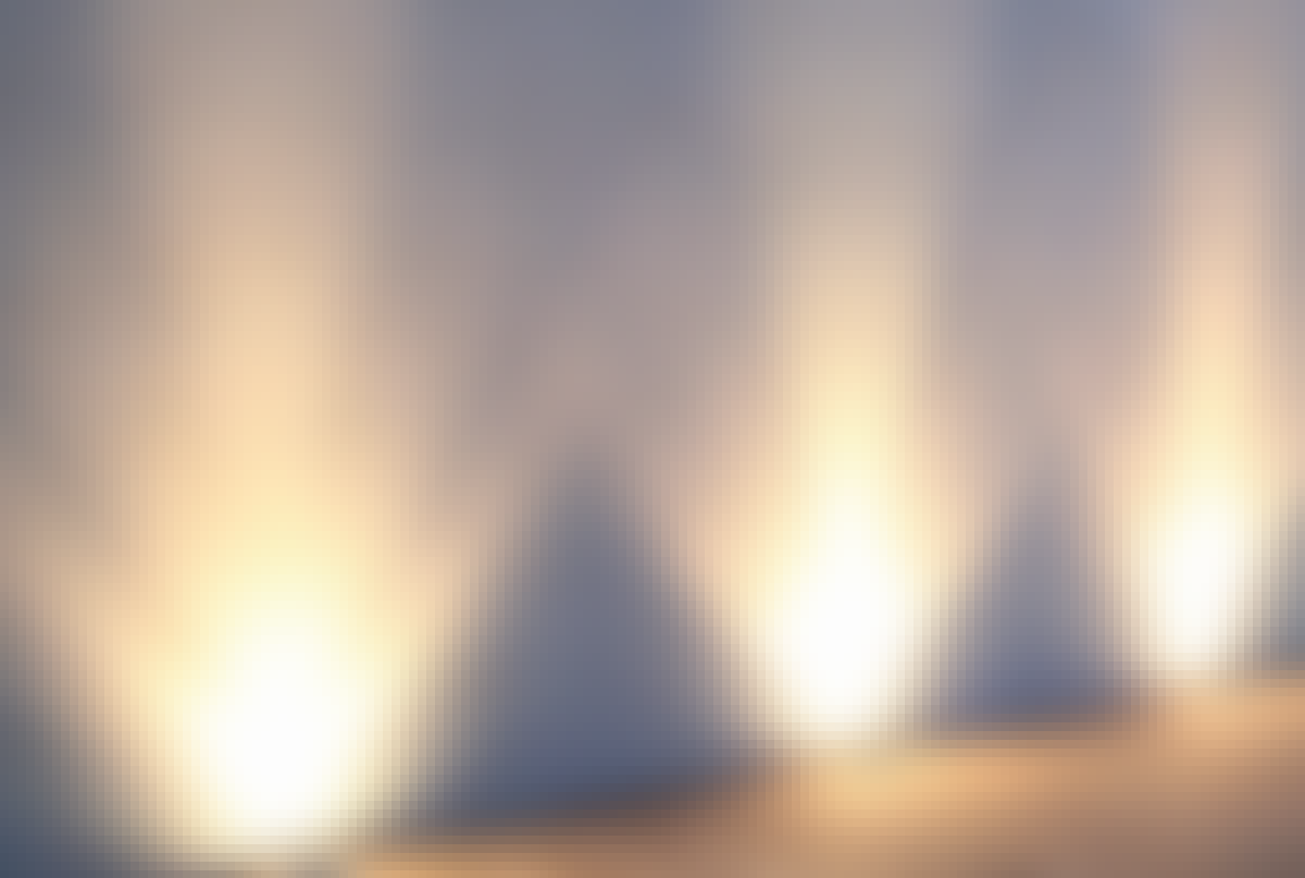 GALLERI: Nya möjligheter med led-ljus