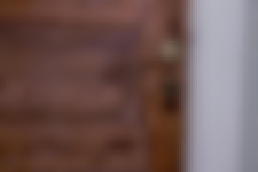 Miksi ovenkahva repsottaa?