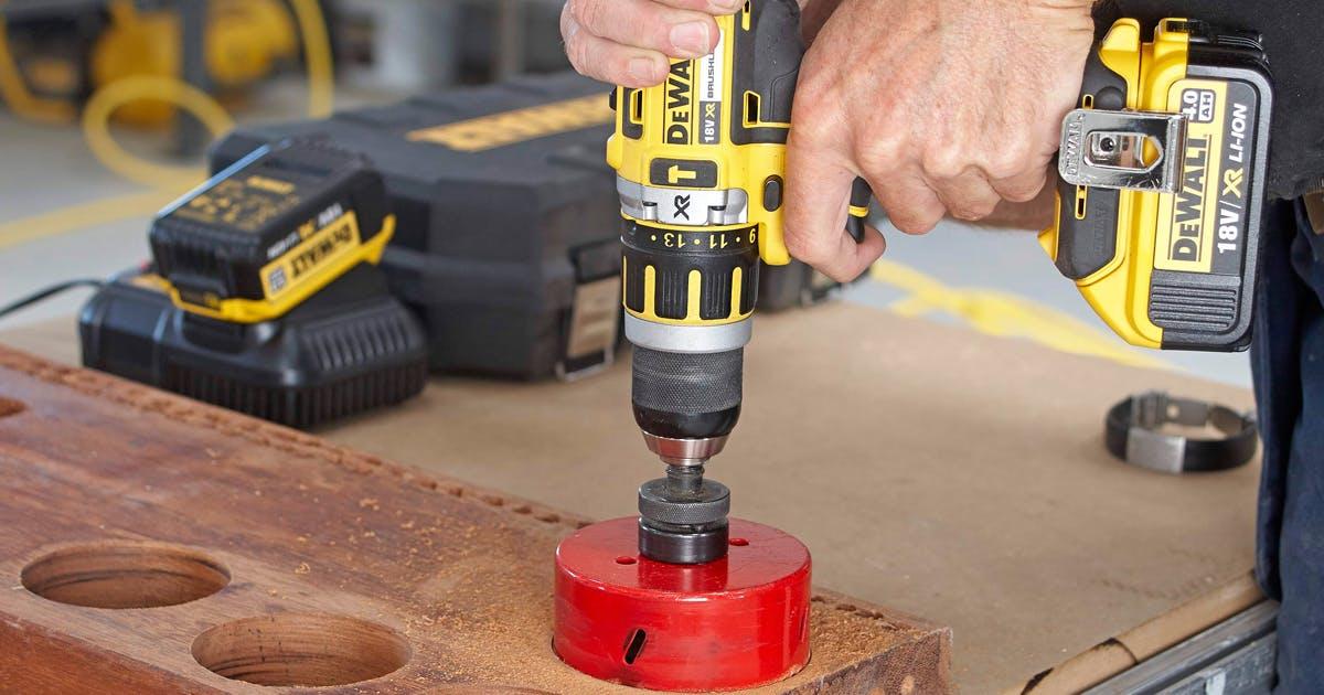 Boremaskine - test af Power Craft 69094 søjleboremaskine   Gør Det Selv