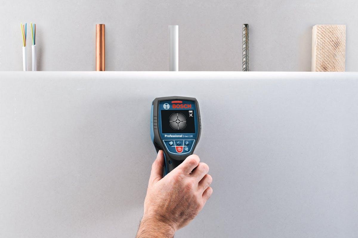bosch multidetektor – test av bosch d-tect 120 multidetektor | gör
