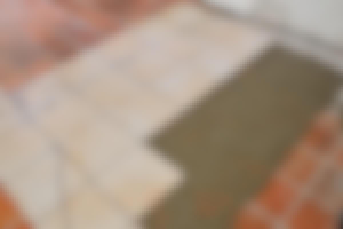 Nye gulvfliser oppå de gamle?