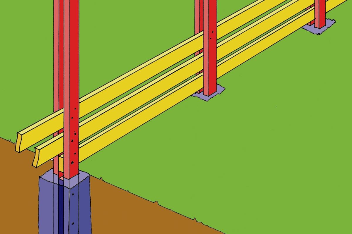 #B8A513 Meget bedømt Hvordan Laver Jeg Et Vandret Plankeværk? Gør Det Selv Gør Det Selv Skift Radiator 6059 12008006059