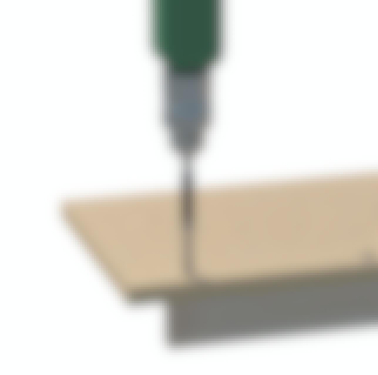 Kuinka suoristan notkolle painuneet kirjahyllyt?