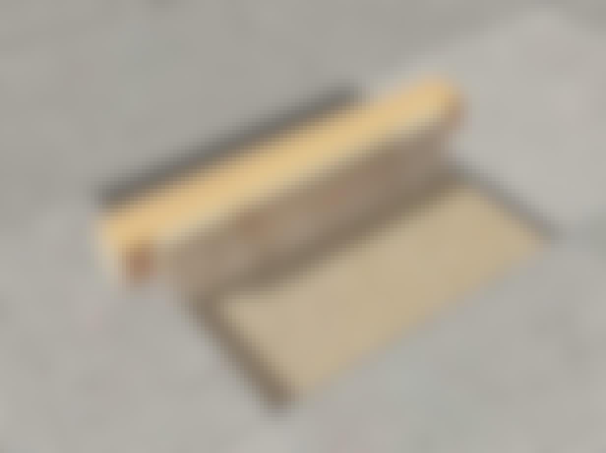 Hur byter ut jag en stenplatta?