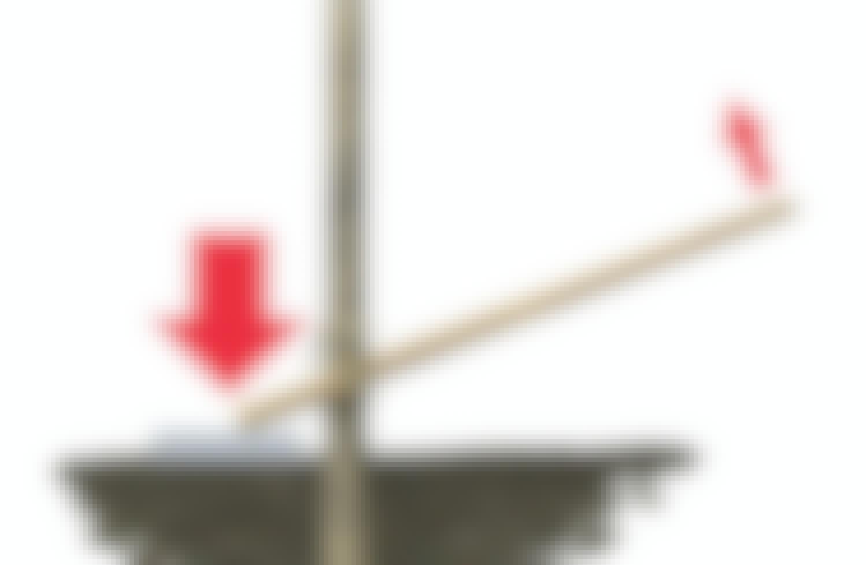 Hur tar jag upp staketstolpar?