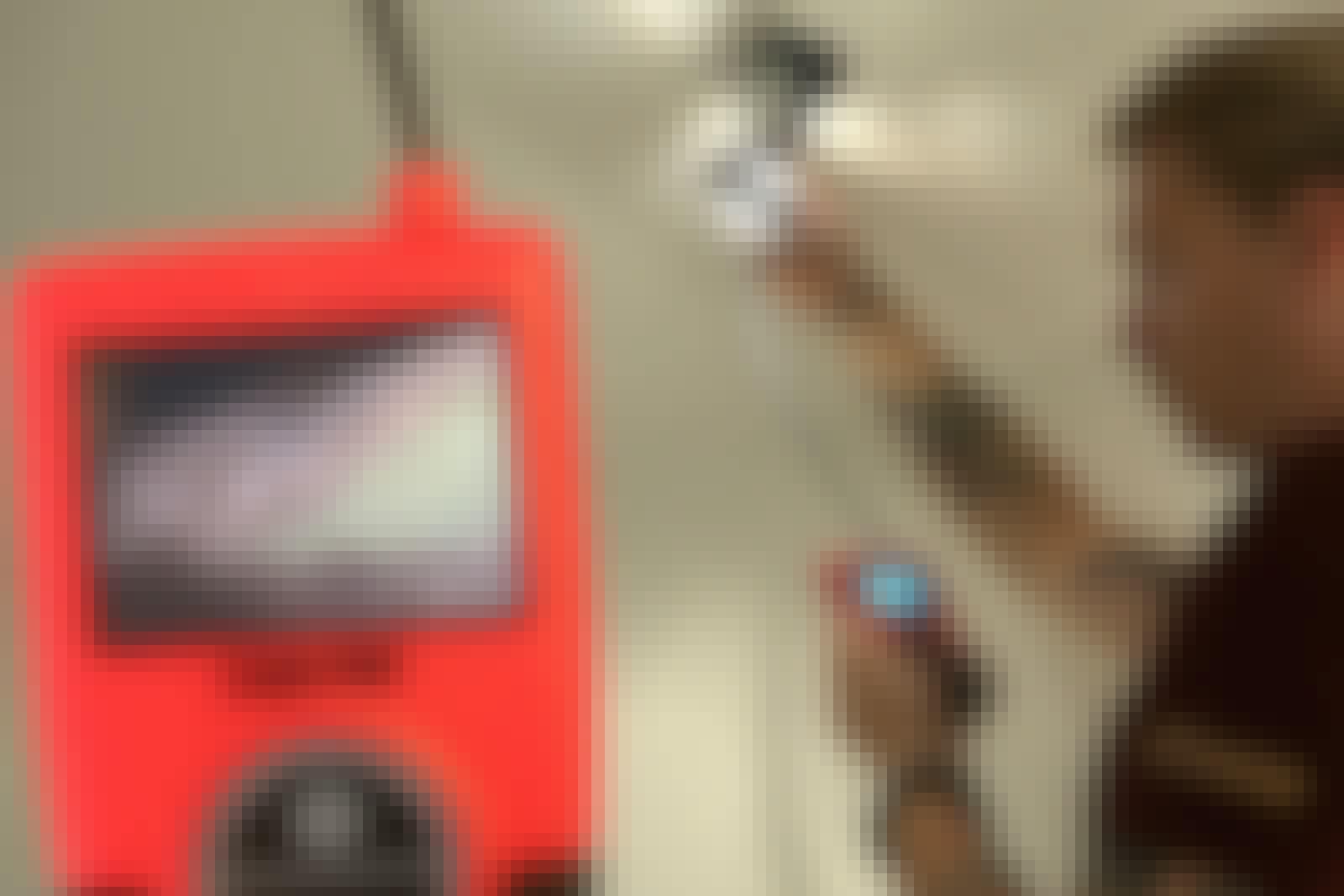 Inspektionskamera: Tjek din isolering med inspektionskamera!
