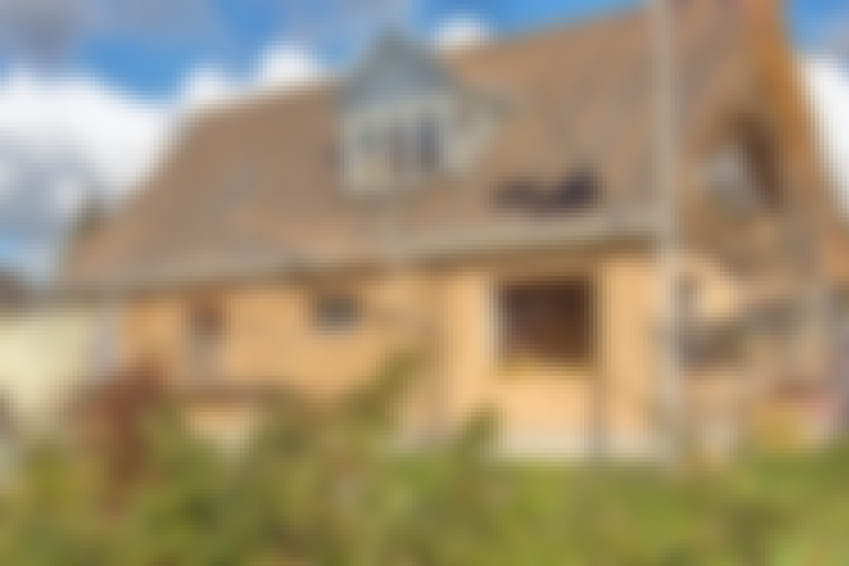 En beboelig vindsvåning kan fördubbla boytan i ditt hus.