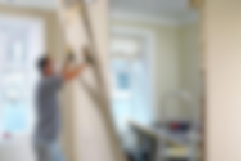 Riv væggen ned – men lad huset stå!