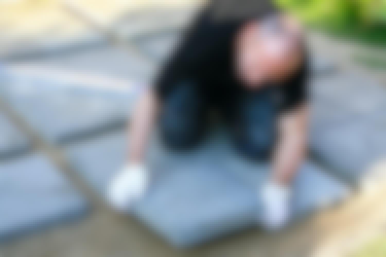 Slik legger du stein og heller