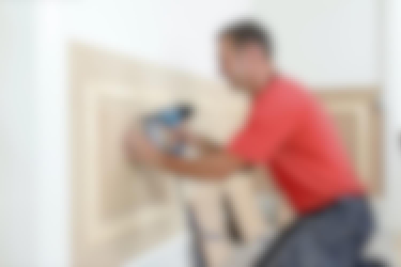 Byg høje paneler på en weekend