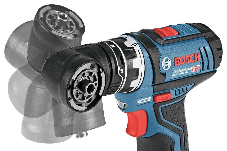 Storslåede Bore-/skruemaskine der skruer om hjørner | Gør Det Selv QA65